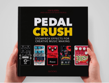 Kim Bjørn Announces New Book, PEDAL CRUSH