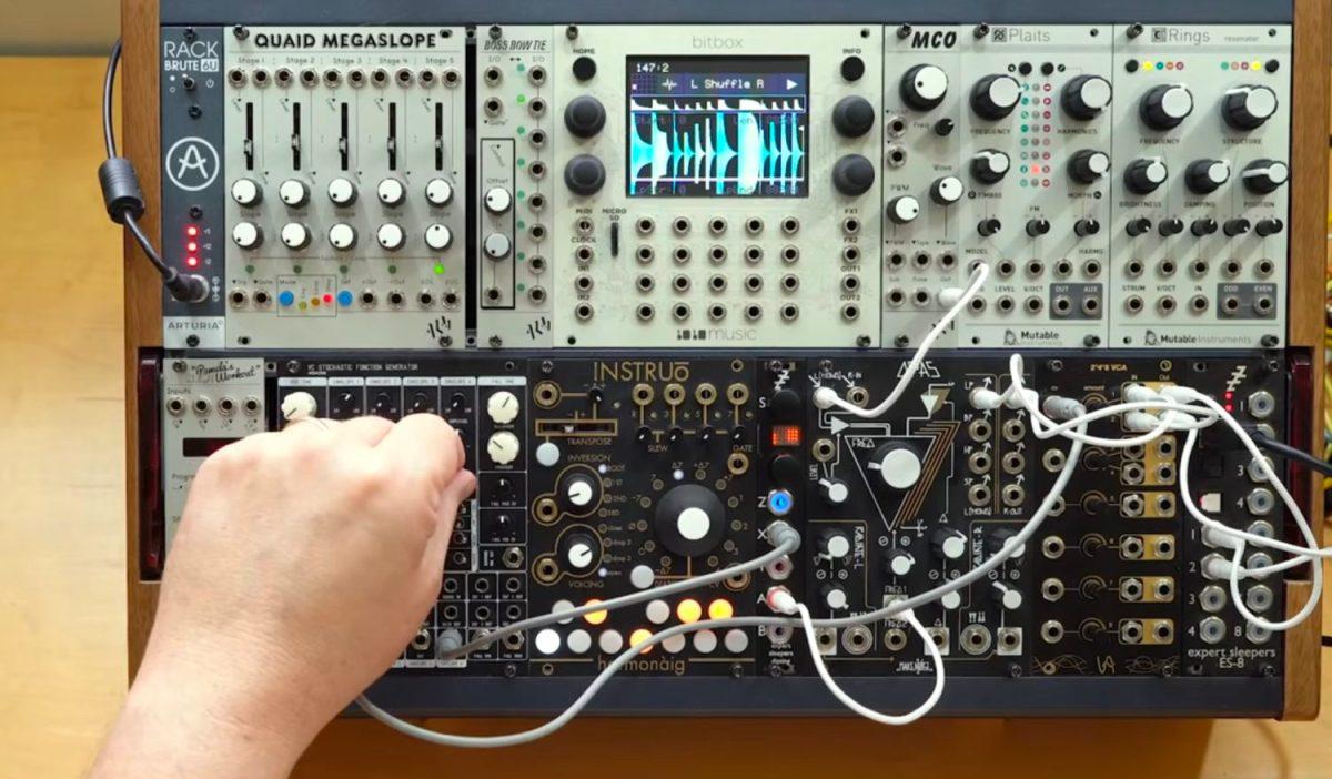 Taking Eurorack Sampling Beyond Audio