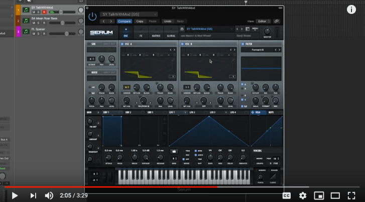 Serum Synth Now MPE Compatible   Synthtopia