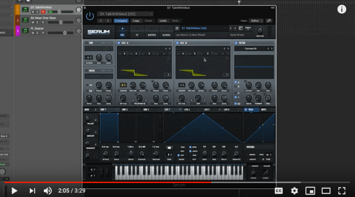 Serum Synth Now MPE Compatible – Synthtopia