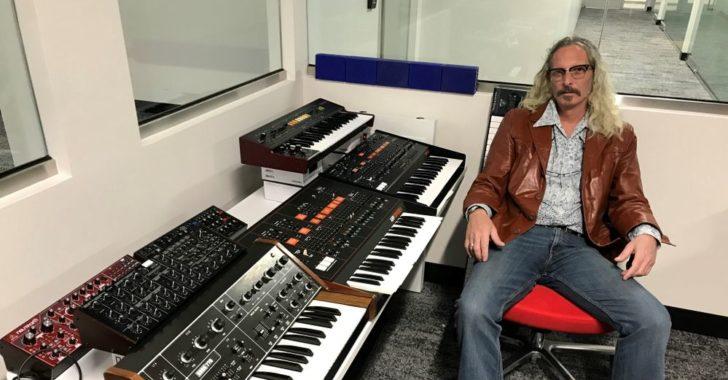 Behringer K-20 Synthesizer A 'Flexible Little Monster' (Korg MS-20