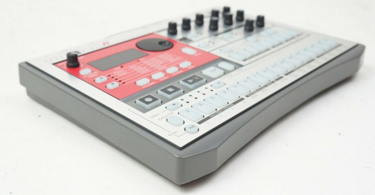 Electribe ER-1 Gets Unofficial Firmware Upgrade, 'Electric Shaman'