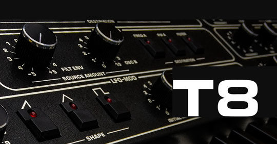 8DIO Intros Sequential Prophet T8 Expansion For Prophet X/XL Synthesizer
