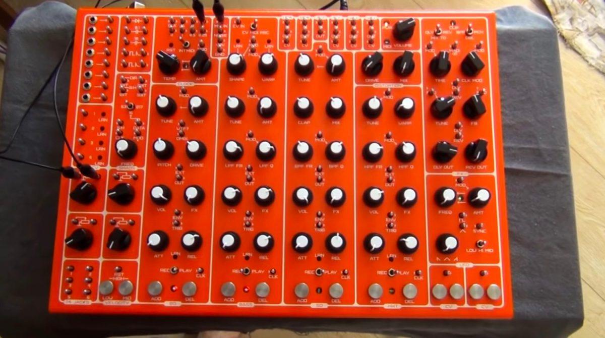 SOMA Laboratory PULSAR-23 Drum Machine (Sneak Preview)