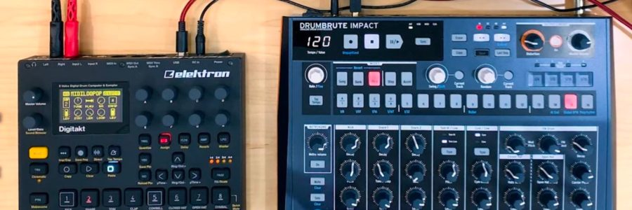 Drum Machines & Groove Boxes – Page 2 – Synthtopia