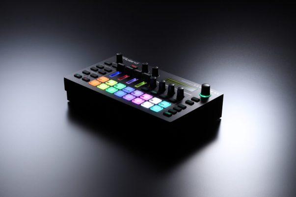 Roland-MC101-dark-background