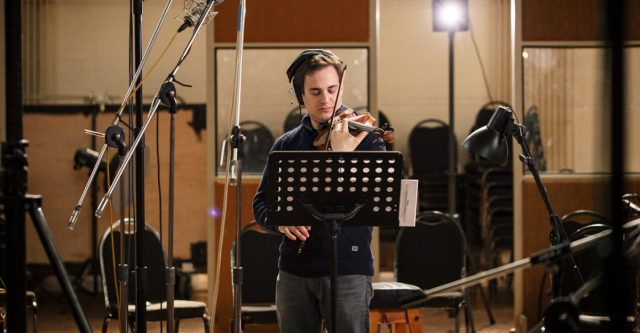 Spitfire Solo Violin Designed For 'Ultra-Realistic Solo Performance'