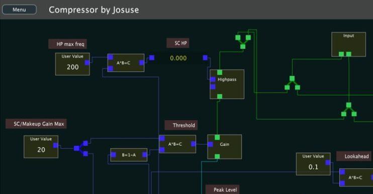New Plugin, Krets, Lets You Create Custom AU, VST Audio Effects