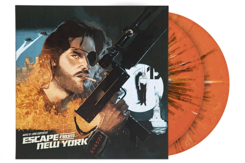 Halloween John Carpenter 2020 Reissue John Carpenter Soundtracks Get Deluxe Vinyl Reissues | Synthtopia