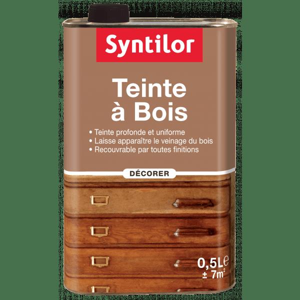 Teinture Bois Redecorez Vos Meubles Avec La Teinte Syntilor