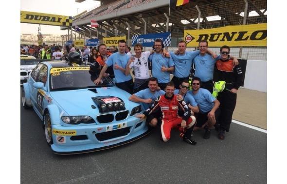 JR Motorsport - BMW E46 - 24hours of Dubai A5 class - Syntix Innovative Lubricants