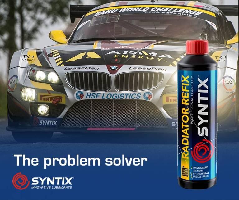 Radiator Problems Fixer - Radiator Refix by Syntix - Syntix Innovative Lubricant