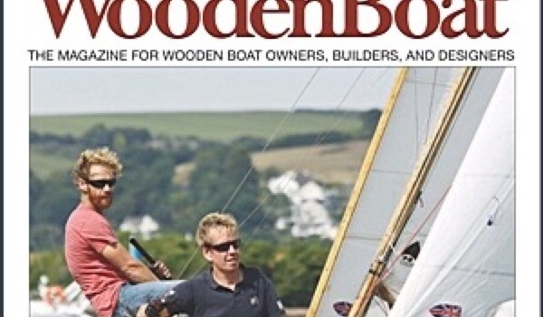 Wood Boat article