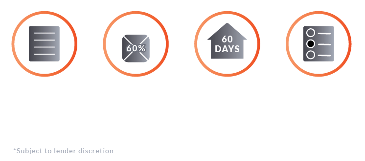 Lender requirements to become qualified for a VA Loan