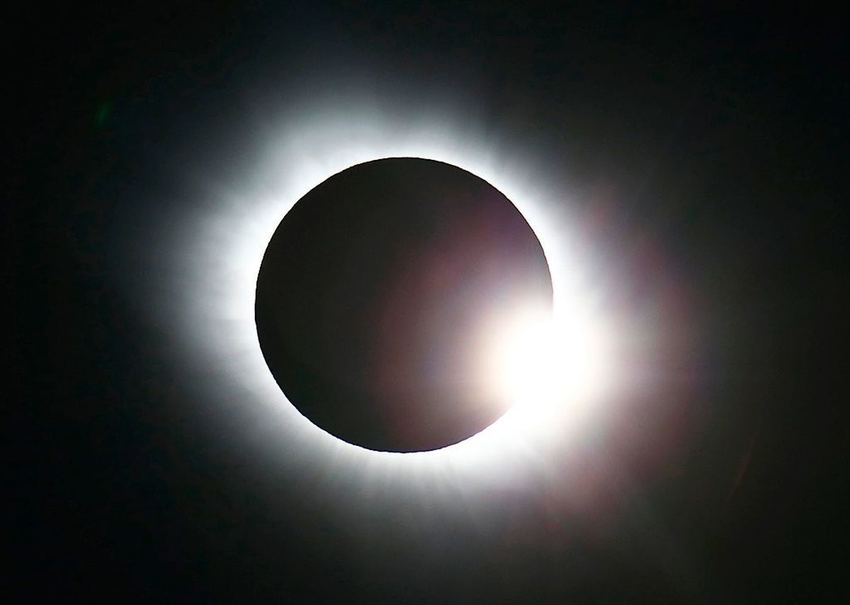 Flashback Thousands In Upstate New York Witness Solar Eclipse In