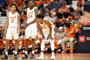 It's getting late early: SU falls to Iowa 68-54 (Brent Axe recap)