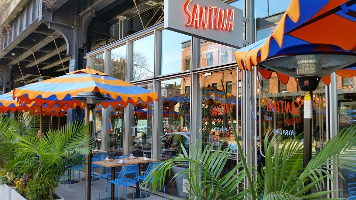 Amalfi in the Meatpacking – Santina Review