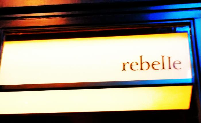 Rebelle – A Modern Parisian Restaurant in Nolita