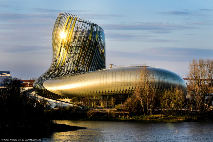 La Cité du Vin: The Guggenheim of Wine