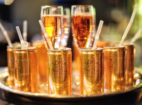 Summer Fun in a Can – Launch of Sofia Brut Rosé