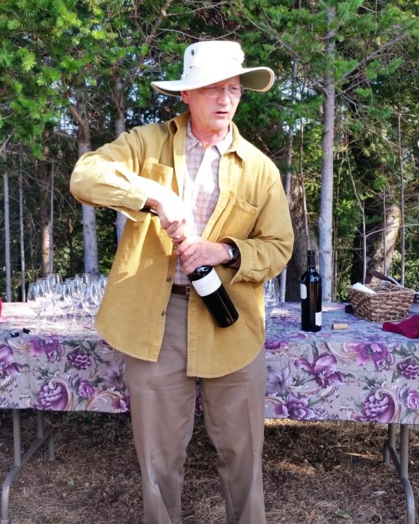 Cain Vineyards Chris Howell