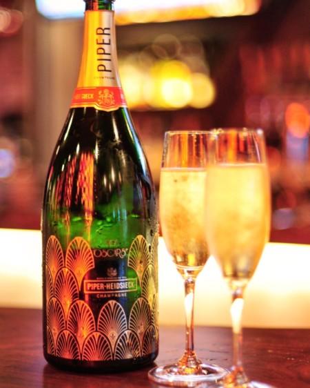 Piper-Heidsieck 90th Oscars Champagne