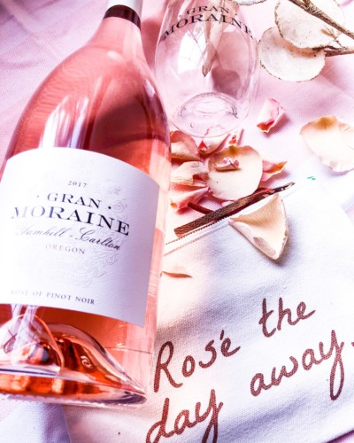 Wine of the Week – Gran Moraine Rosé of Pinot Noir 2017