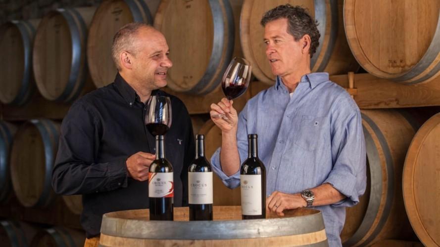 Crocus Wines – Exploring Cahors With Paul Hobbs andBertrand Gabriel Vigouroux