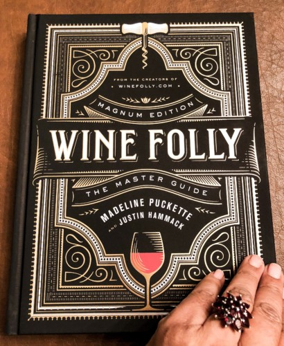 Wine Book – Wine Folly Magnum Edition: The Master Guide