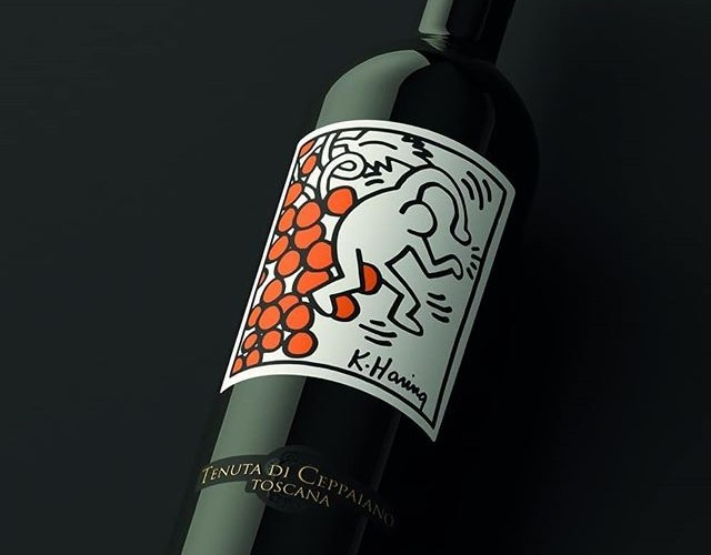 Wine Meets Art – Keith Haring & The Castellani Family