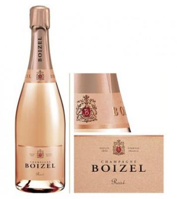 Champagne Boizel Rose