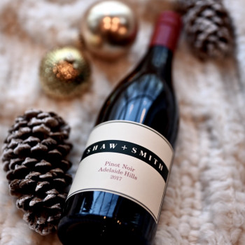 Wines for Holiday Dinner Shaw + Smith Pinot Noir