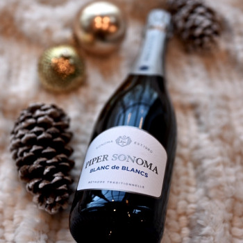 Wines for Holiday Dinner Piper Sonoma Blanc de Blancs