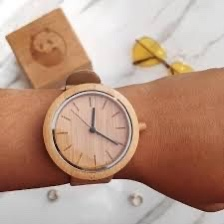 Holiday Gift 2019 Cork Watch