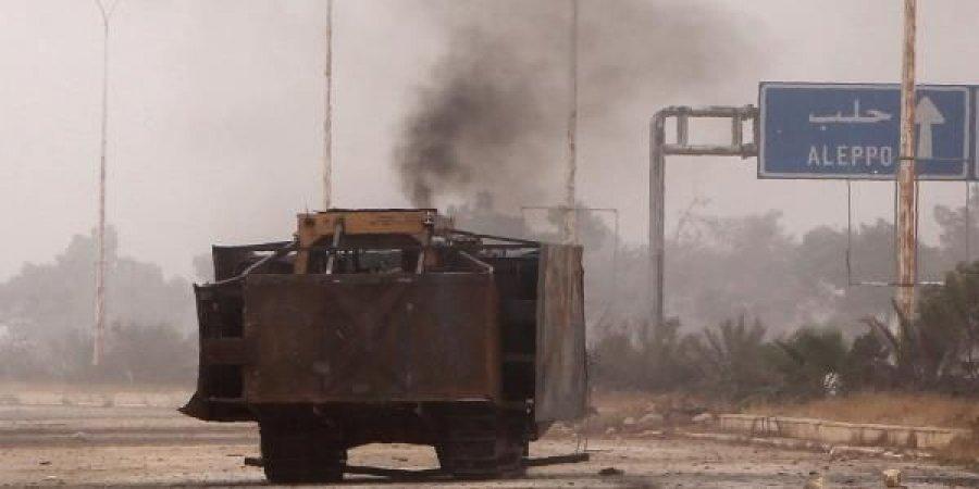 انقطاع الاتصالات والإنترنت عن حلب الغربية