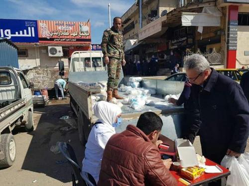 شاحنات صالات بيع التجزئة في حلب.jpg