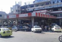 إغلاق محطات وقود في مدينة جبلة