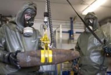 الولايات المتحدة ترحب بإدانة منظمة حظر الأسلحة الكيميائية للأسد