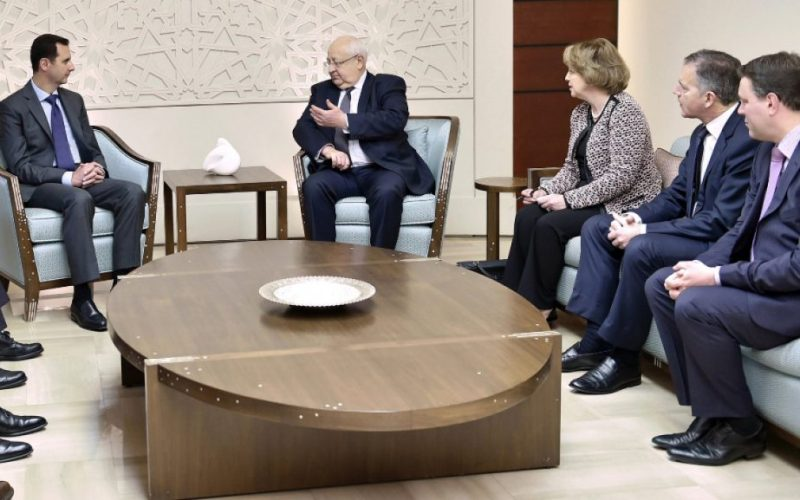 Syria-Intelligence-Damas-parlementaires-français-en-Syrie