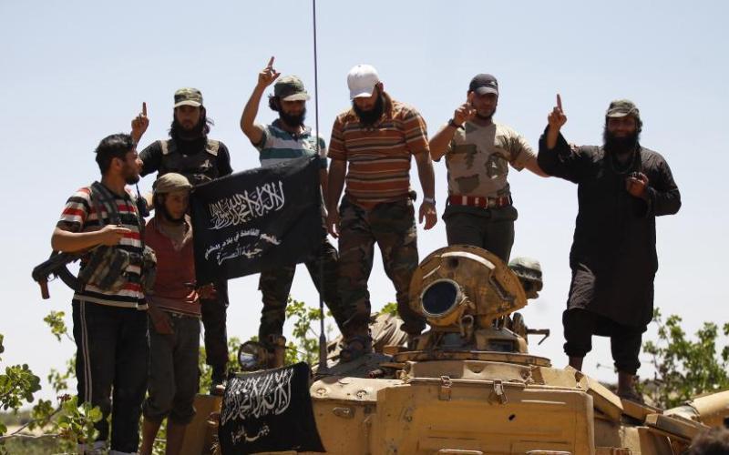 Syria-Intelligence-alqaida-alnosra-Idlib-Syrie