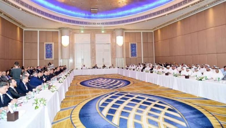 Lancement du Forum économique du secteur privé E.A.U.-Syrie à Abou Dabi