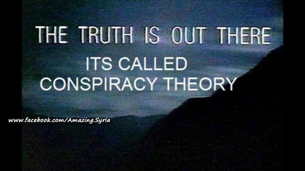 Truth & the Conspiracy Theory