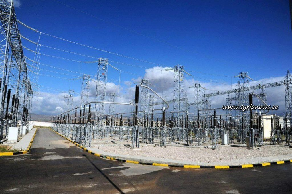 High voltage power transformer inaugurated in Syria