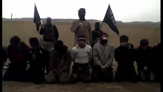 "FSA Field Execution in Der Ezzor sponsored by ""western democracies"""