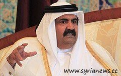The Emir of Qatar, rich and dangerous