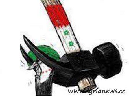 SAA Removing Al Qaeda FSA