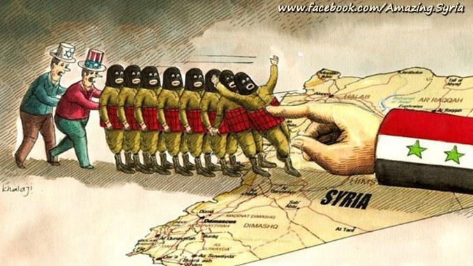 Syria SAA FSA1