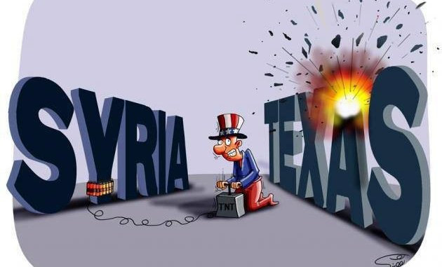 Syria Texas