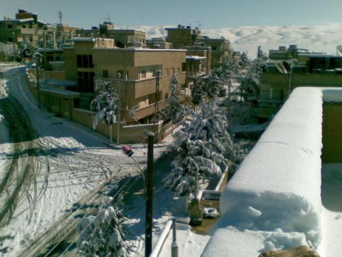 Dayr Atiyah Winter