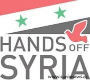 Syria: Hands Off Syria